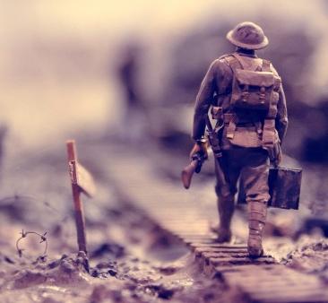 soldier ww1